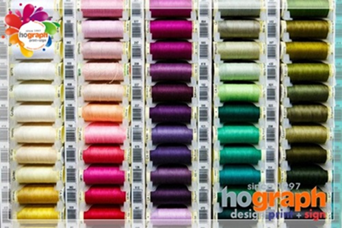 embroidery colors 600
